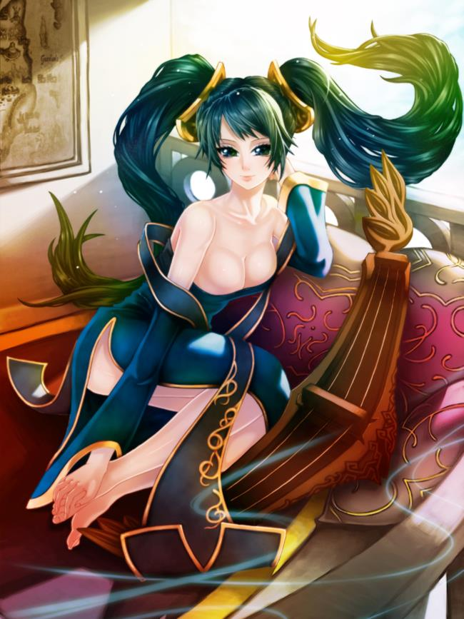 リーグ・オブ・レジェンド, League of Legends, LoL, Ahri, Akali, Annie, Ashe, Jinx, Sona, Soraka, 高画質の画像-20